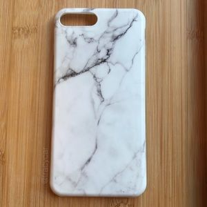 Accessories - NEW Iphone 7/8/7+/8+ Marble Granite Stone Case